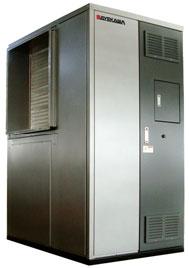 図07-02. ヒートポンプ式熱風発生装置